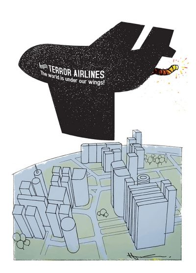 Terror Airlines