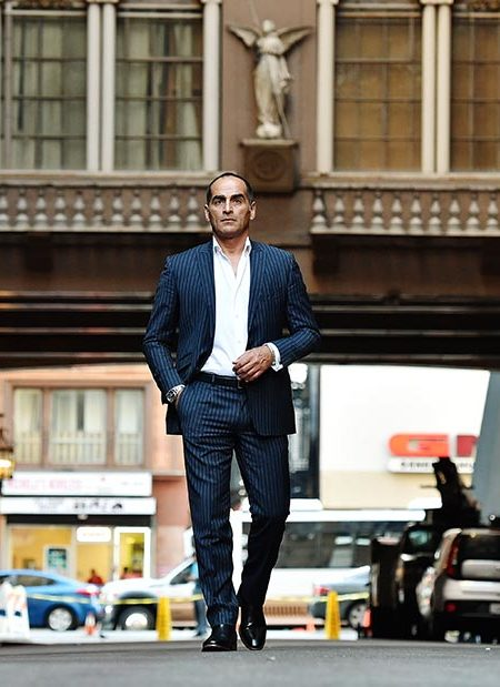 Interview with Navid Negahban